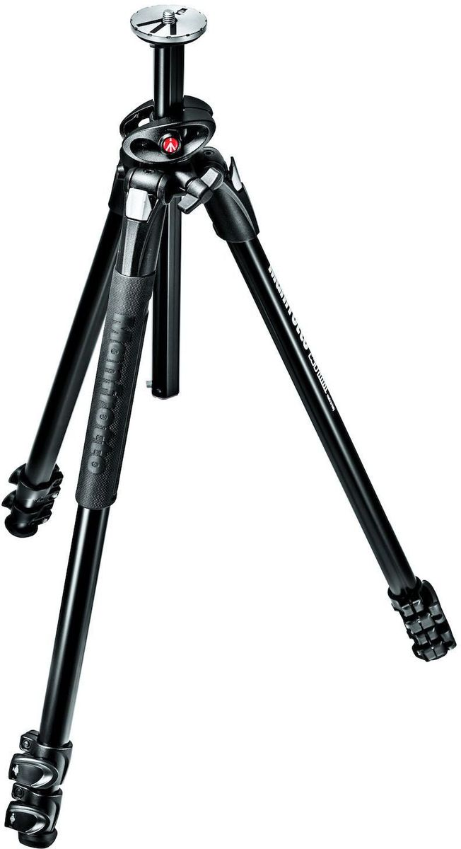 Manfrotto MT290DUA3, Black штатив