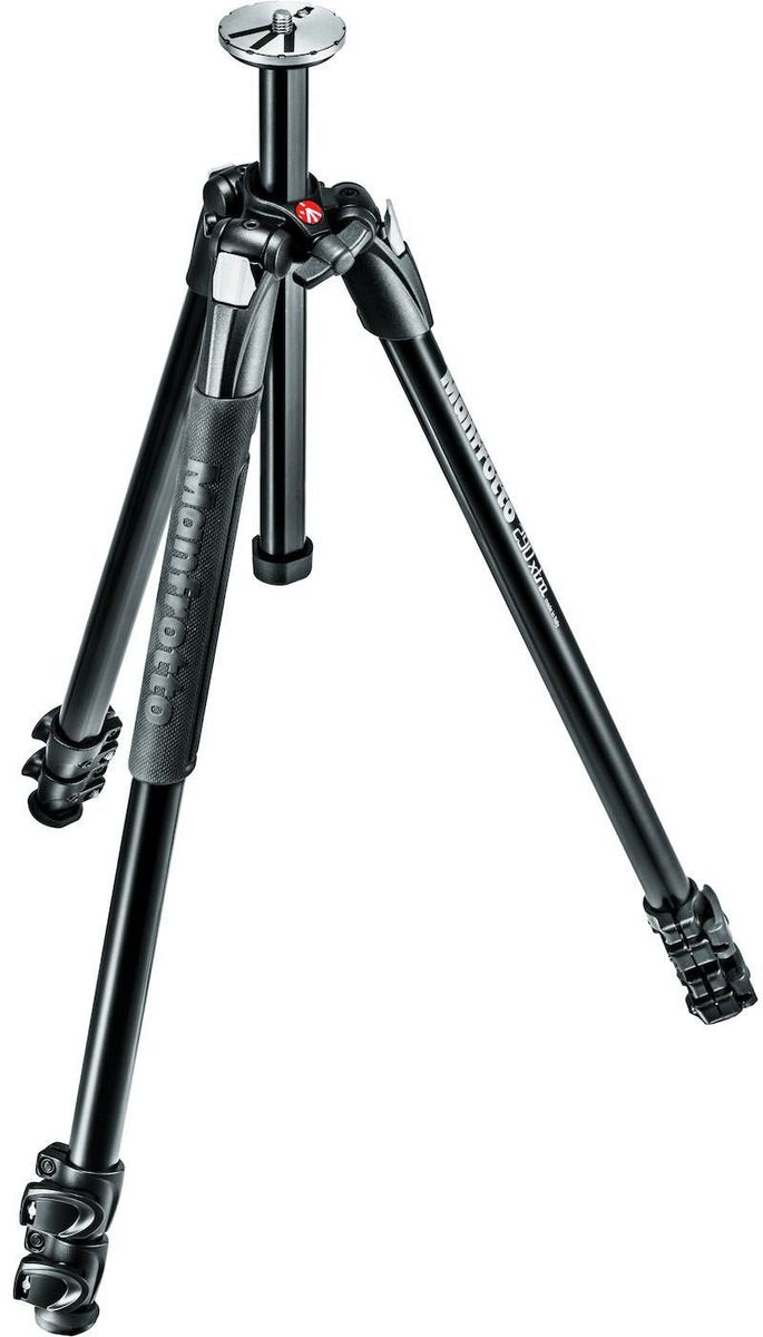 Manfrotto MT290XTA3, Black штатив