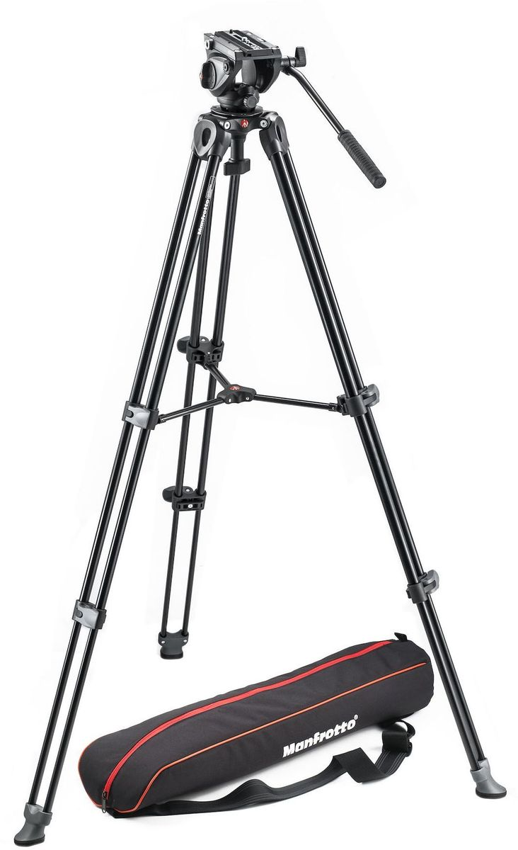 Manfrotto MVK500AM, Black штатив