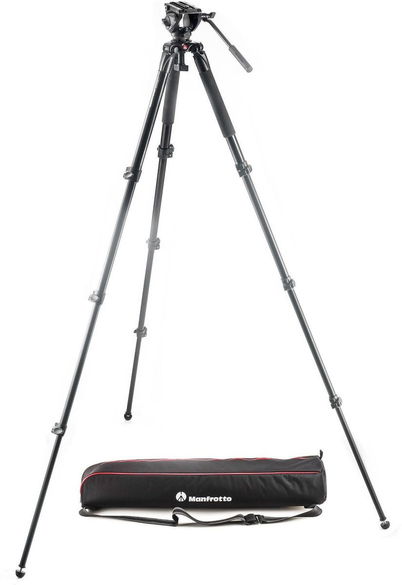 Manfrotto MVK500AQ, Black штатив