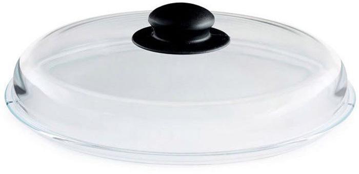 Крышка Добрыня, стеклянная. Диаметр 28 смDO-4010Крышка Добрыня изготовлена из термостойкого и экологически чистого стекла с пластиковой ручкой. Изделие удобно в использовании и позволяет контролировать процесс приготовления пищи.