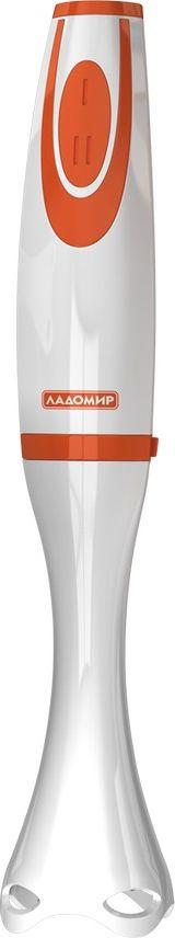 Ладомир 432 блендер погружной цвет оранжевый