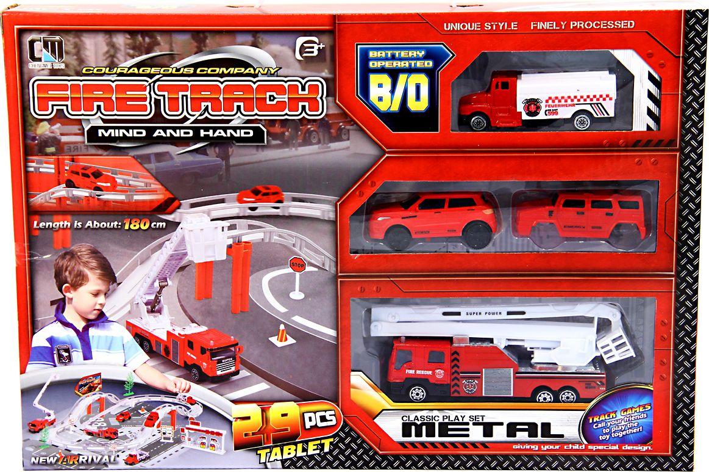 Veld-Co Игрушечный трек 40011 majorette creatix игрушечный трек starter pack