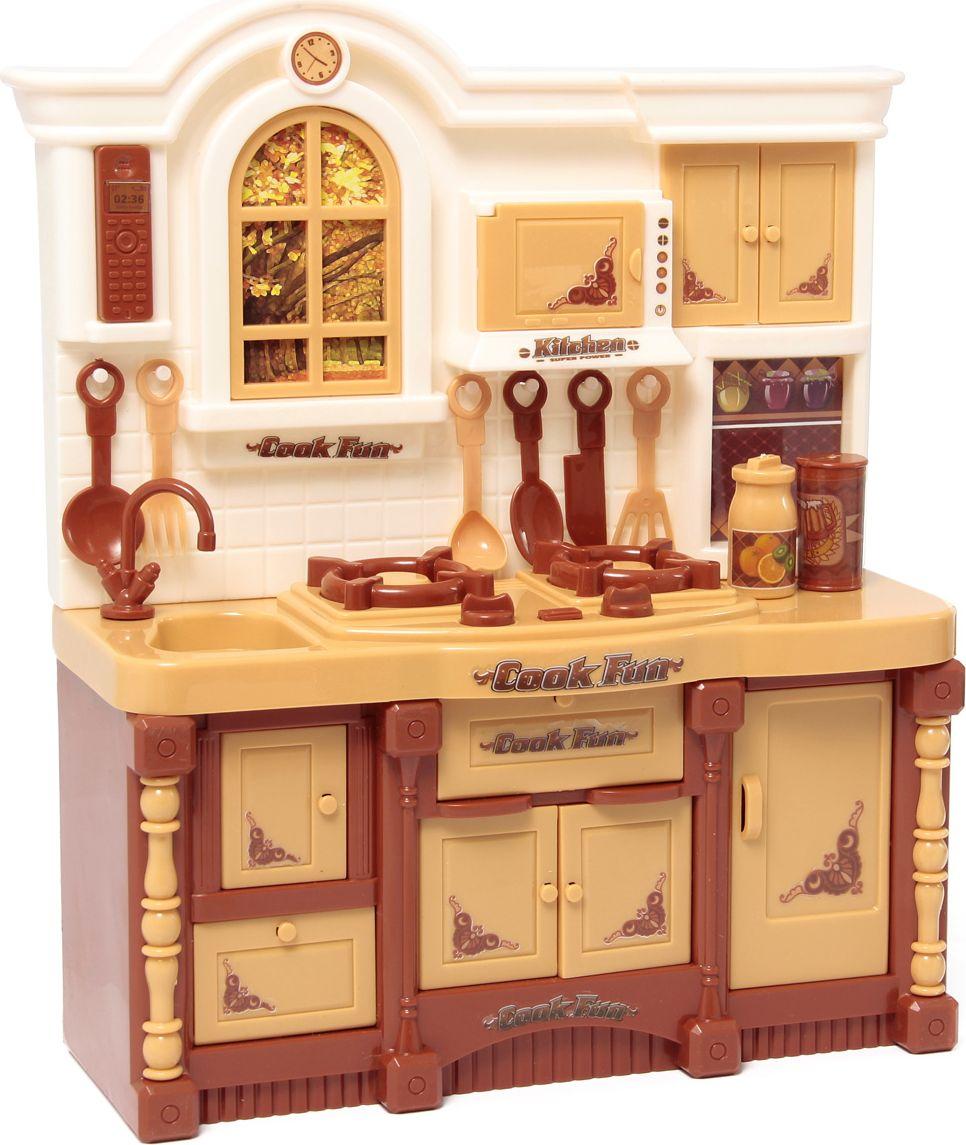 Veld-Co Игрушечная кухня 43904 игрушечная посуда veld co игрушечная посуда