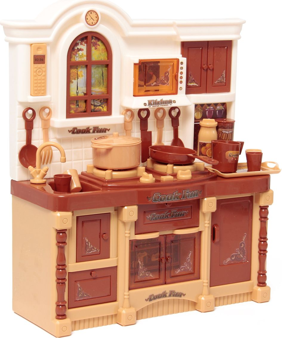 Veld-Co Игровой набор Кухня 43905 - Сюжетно-ролевые игрушки