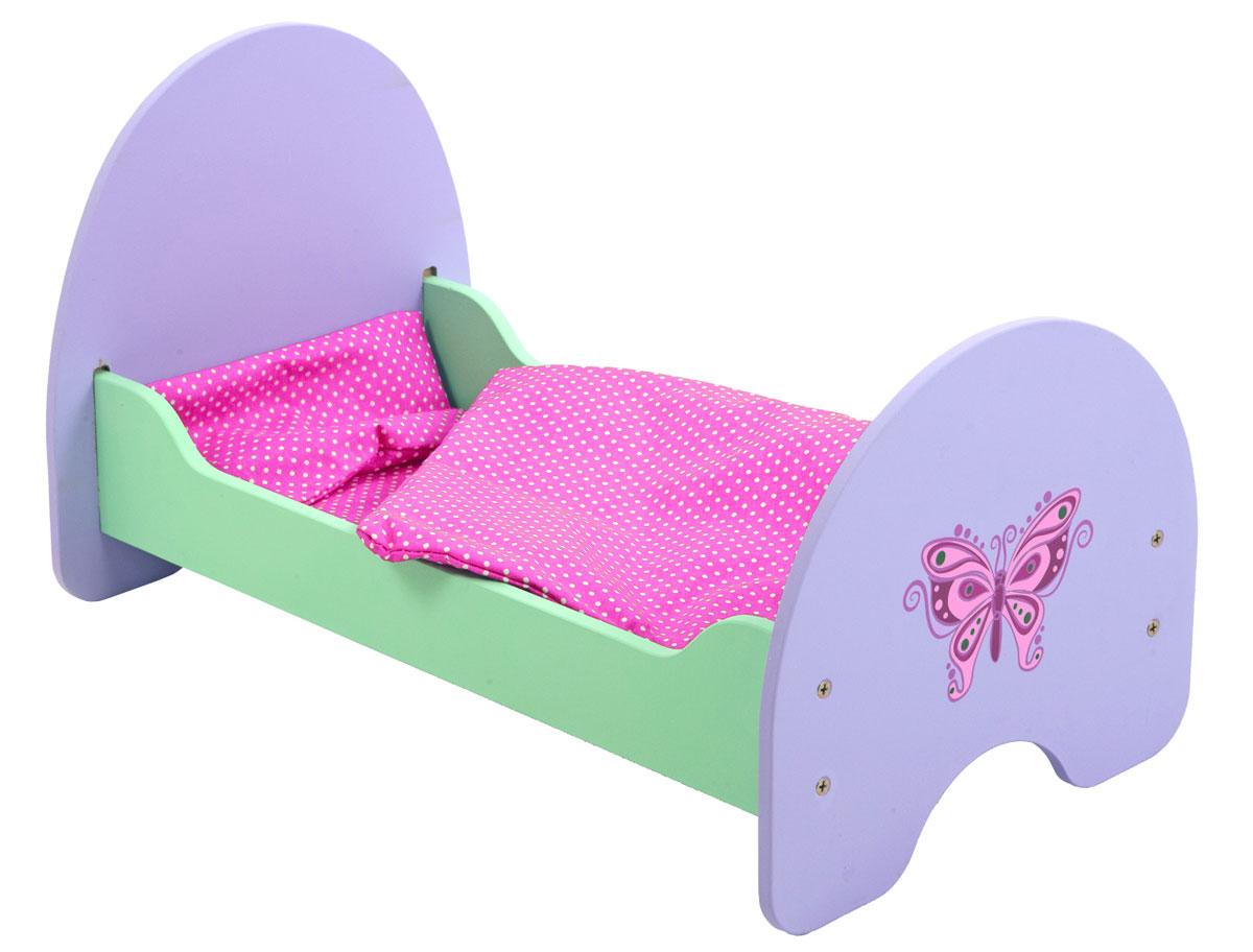Mary Poppins Кроватка для куклы Бабочка бабочка 67133 mary poppins