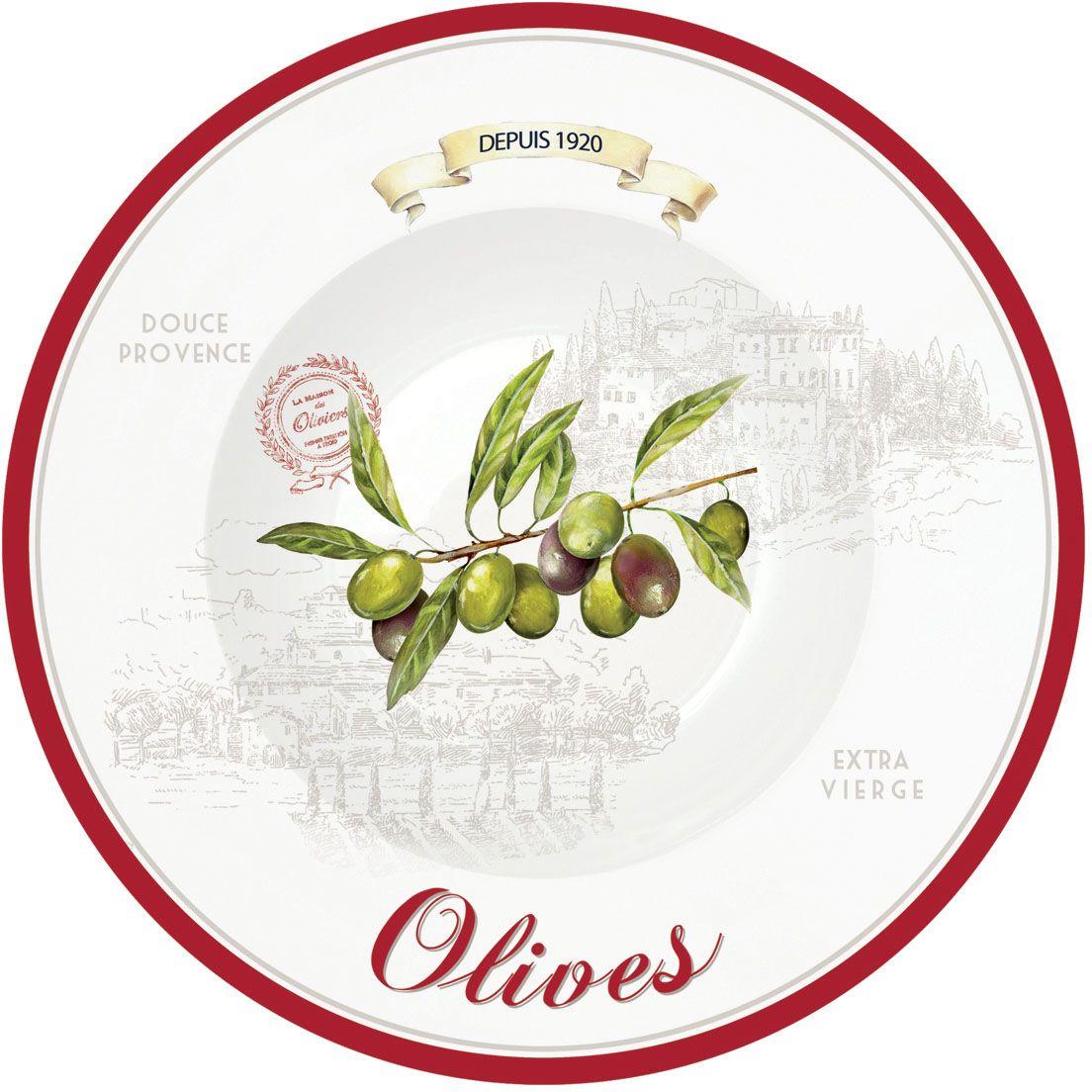 Блюдо для пасты Nuova R2S Оливки, диаметр: 30 см818OLIVБлюдо для пасты Оливки Д 30 см идеально подойдет для изысканной подачи блюда для всей семьи. Прекрасное дополнение к бутылке для масла и тарелкам. Товар изготовлен из высококачественного материала.