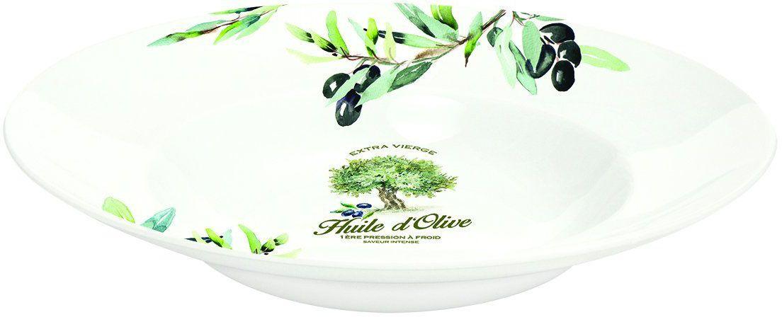 Блюдо Nuova R2S Прованс, диаметр: 30 см, фарфор818PROVБлюдо Прованс D30см, фарфор идеально подойдет для изысканной подачи блюда для всей семьи. Прекрасное дополнение к мискам и тарелкам. Товар изготовлен из высококачественного материала.