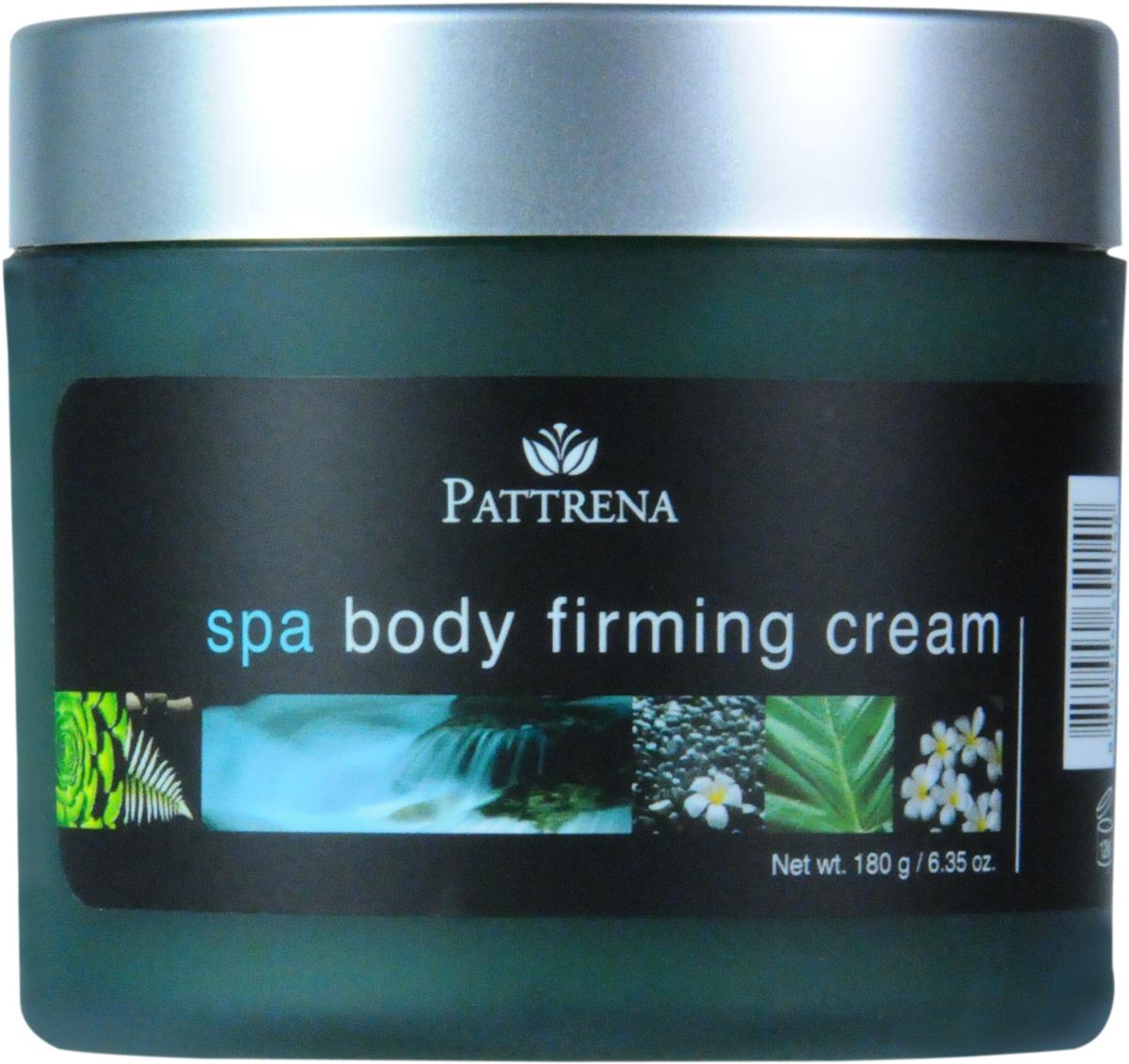 Pattrena Крем для упругости кожи тела Паттрена Спа Firming, 180 г65414Нежный, легкий крем, обогащенный экстрактом центеллы и пуэрарии, восстанавливающий эластичность кожи, придавая ей мягкость и гладкость. Обогащенный витамином Е и увлажняющими компонентами он увлажняет кожу, наполняя ее здоровьем, оставляя на коже ощущение свежести, обновления и восстановления.