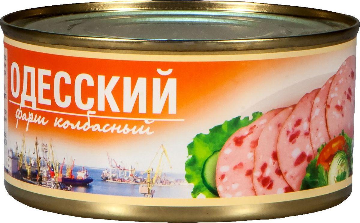Рузком Фарш Колбасный Одесский, 325 г барс свинина тушеная высший сорт гост 325 г