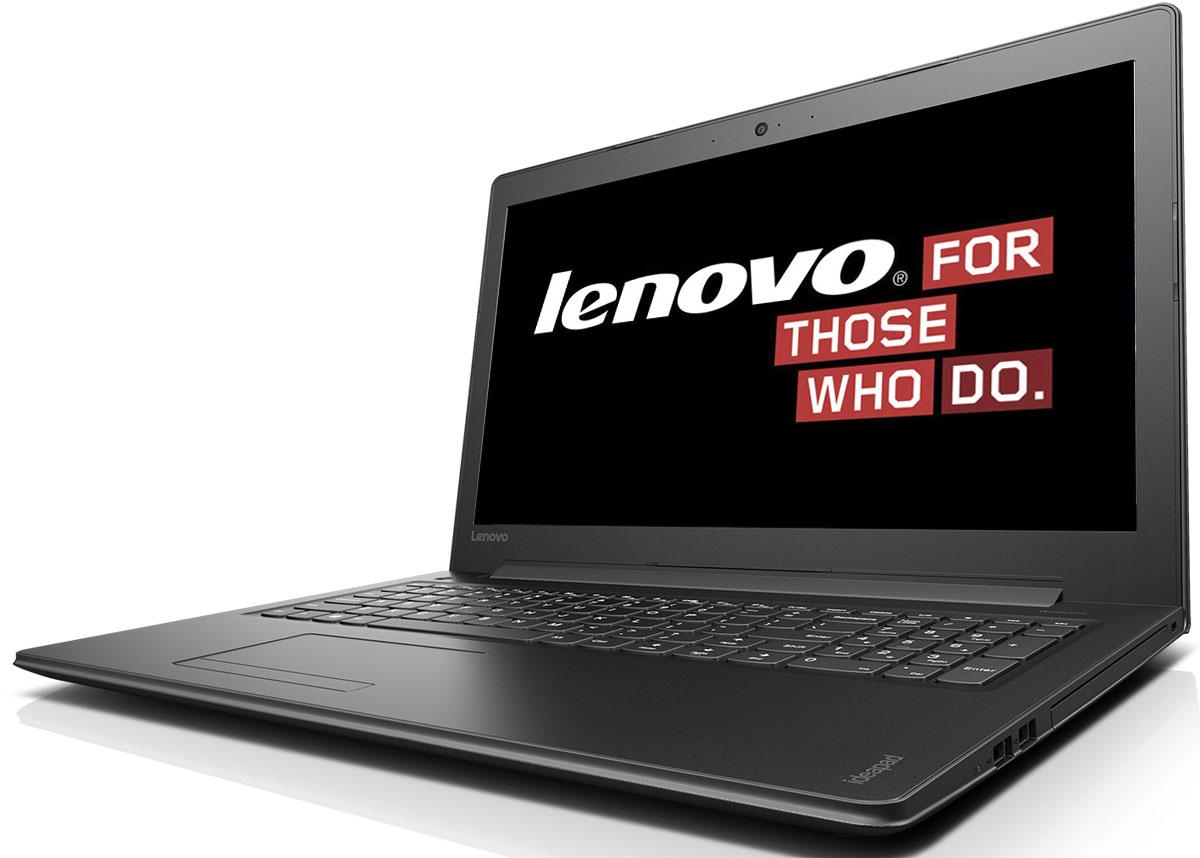 Lenovo IdeaPad 310-15IAP, Black (80TT00B7RK)