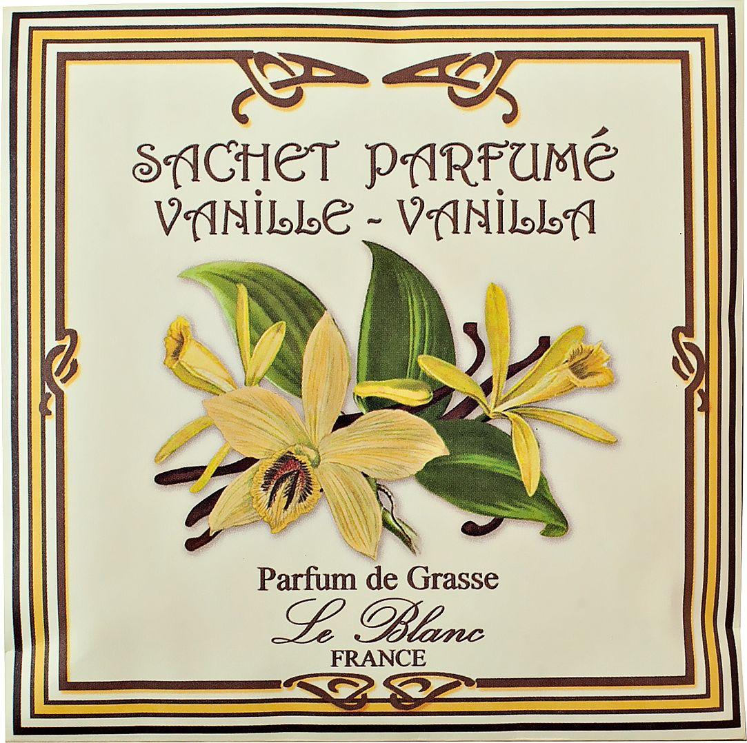 Саше ароматическое Le Blanc Ваниль, цвет: желтый. 37601100934423760110093442Подарки от Le Blanc - это роскошь в мелочах, определяющих стиль. Эти изящные вещицы привносят в нашу жизнь тонкие, нежные ароматы, создают настроение легкости и воздушности. Саше относятся к разряду тех мелочей, благодаря которым создается настоящий уют в доме. У Ванили особый аромат - терпкий, чарующий, пьянящий. А ещё пряный, освежающий, утонченный, сладостный и слегка горьковатый, проникнутый древесными нотами. Один лишь ванильный намек делает духи незабываемыми. Запах ванили уже давно стал символом чистоты и обаяния, нежности и женственности. Благоухание ванили заставляет нас грезить о прекрасных далеких тропических странах, где растет эта тропическая лиана, гибкая и чарующая, словно прекрасная девушка. Этот аромат навевает грёзы о далёких краях и приближает мечты, которые раньше казались несбыточными. Диффузор, упакованный в подарочную коробку, будет отличным подарком. В комплект входит емкость с жидкостью в выбранном объеме, тростниковые палочки, картонная коробочка.