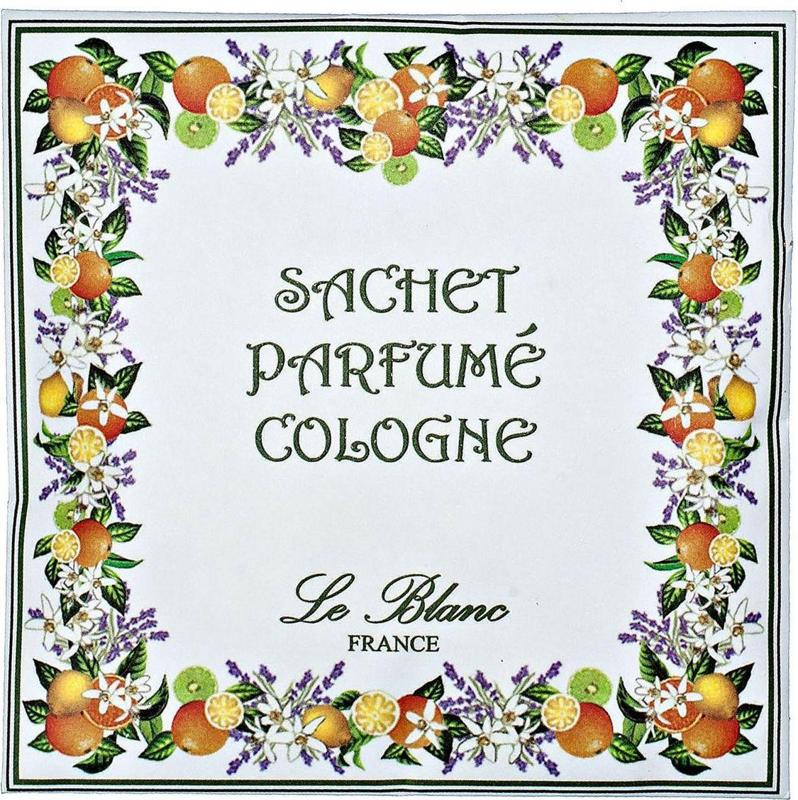 Саше ароматическое Le Blanc Цитрусовая смесь3760110095286Подарки от Le Blanc - это роскошь в мелочах, определяющих стиль. Эти изящные вещицы привносят в нашу жизнь тонкие, нежные ароматы, создают настроение легкости и воздушности. Саше относятся к разряду тех мелочей, благодаря которым создается настоящий уют в доме. Цитрусовый аромат невозможно спутать ни с чем другим. Он источает неповторимую свежесть, лёгкость, соблазнительность, словно молодая прекрасная девушка, пахнущая весной. Когда ощущаешь этот лёгкий и радостный аромат, то представляешь прекрасные деревья и растения, их источающие: бергамот, лемонграсс, грейпфрут, лимон, апельсин, мандарин, вербену. И в воображении перед нами предстаёт экзотическая зелёная роща, где растут эти чудесные тропические фрукты.
