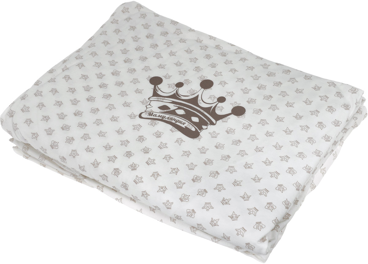 Мамуляндия Комплект деткого постельного белья Маленький принц 17-300217-3002Комплект детского постельного белья Мамуляндия Маленький принц выполнен из натурального 100% хлопка. Комплект постельного белья состоит из простыни - 60 х 120, наволочки (2 шт.) - 40 х 60, пододеяльника - 114 х 147. Комплект выполнен из кулирки молочного цвета с набивным рисунком, декорирован гипоаллергенным принтом на водной основе. Хлопок - это натуральный материал, который не раздражает даже самую нежную и чувствительную кожу малыша, не вызывает аллергии и хорошо вентилируется. Такой комплект идеально подойдет для кроватки вашего малыша. На нем ваш кроха будет спать здоровым и крепким сном.