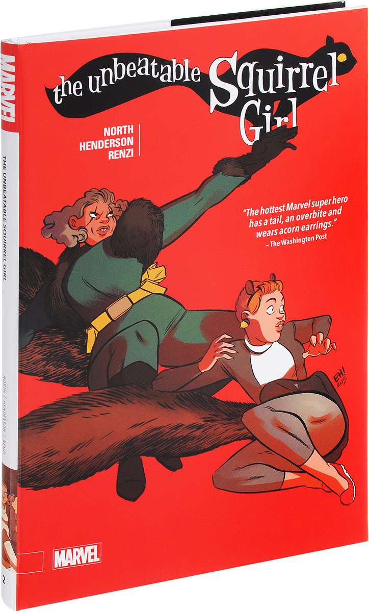The Unbeatable Squirrel Girl Vol. 2 the squirrel mother