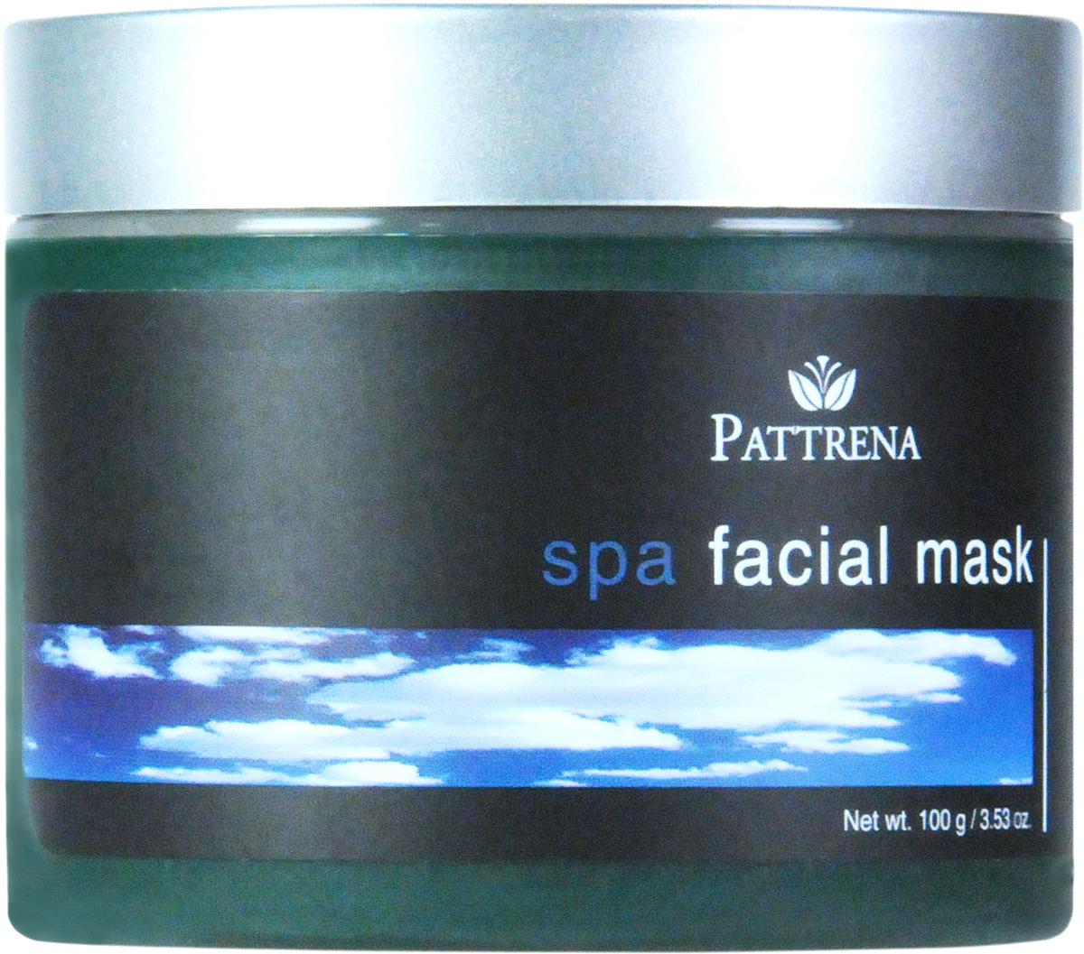 Pattrena Маска для лица Паттрена Спа, 100 г pattrena ароматный крем для тела роза 250 г