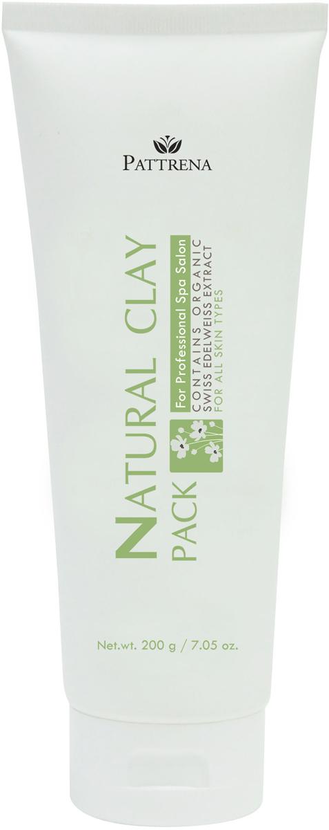 Pattrena Маска из натуральной глины для всех типов кожи Паттрена Спа, 200 г61647Маска из натуральной глины создана для очищения кожи лица. Она помогает эффективно удалять загрязнения и чрезмерное выделение кожного жира. Улучшает цвет кожи, придает ей гладкость. Восстанавливает уровень pH увлажнения кожи.