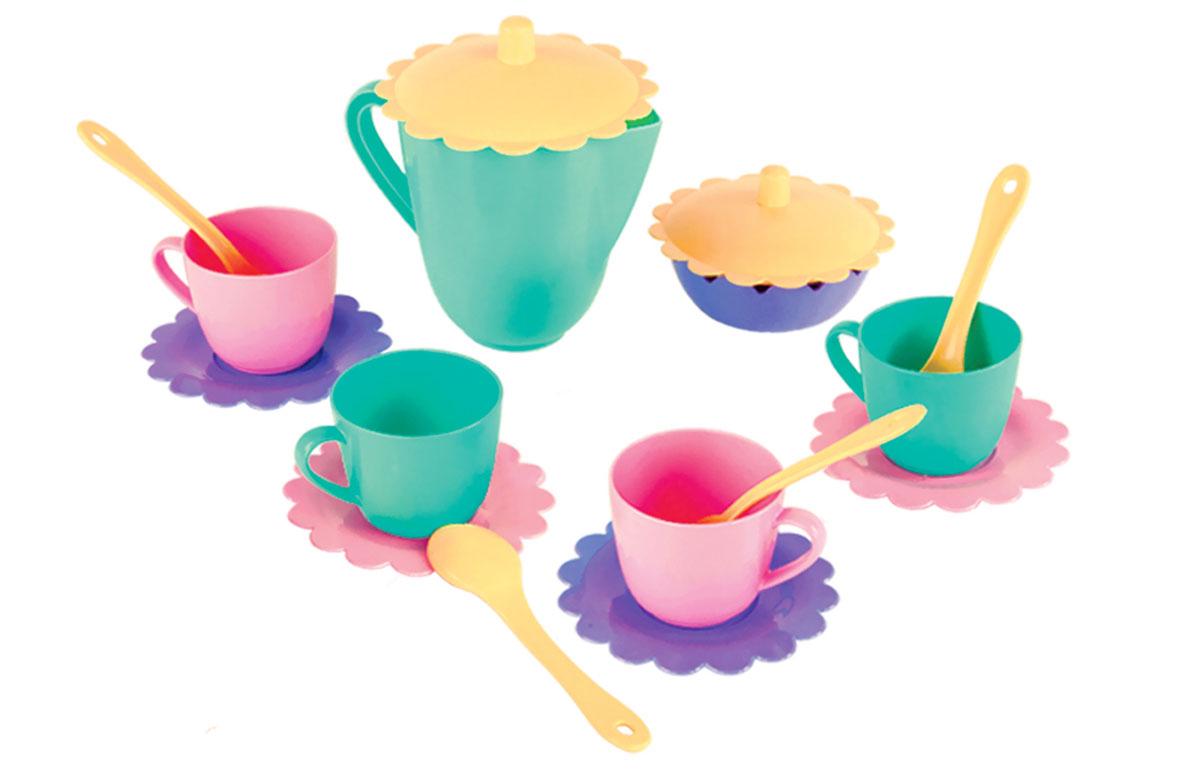 Mary Poppins Игрушечный чайный набор Бабочка 16 предметов чайный набор mary poppins зайка 14 предметов 39322