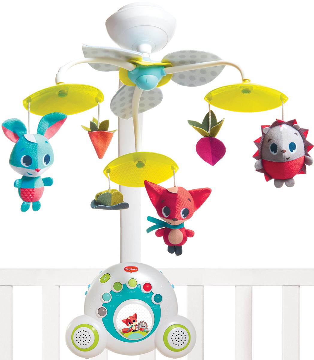 Tiny Love Мобиль Бум-Бокс Солнечная полянка - Игрушки для малышей