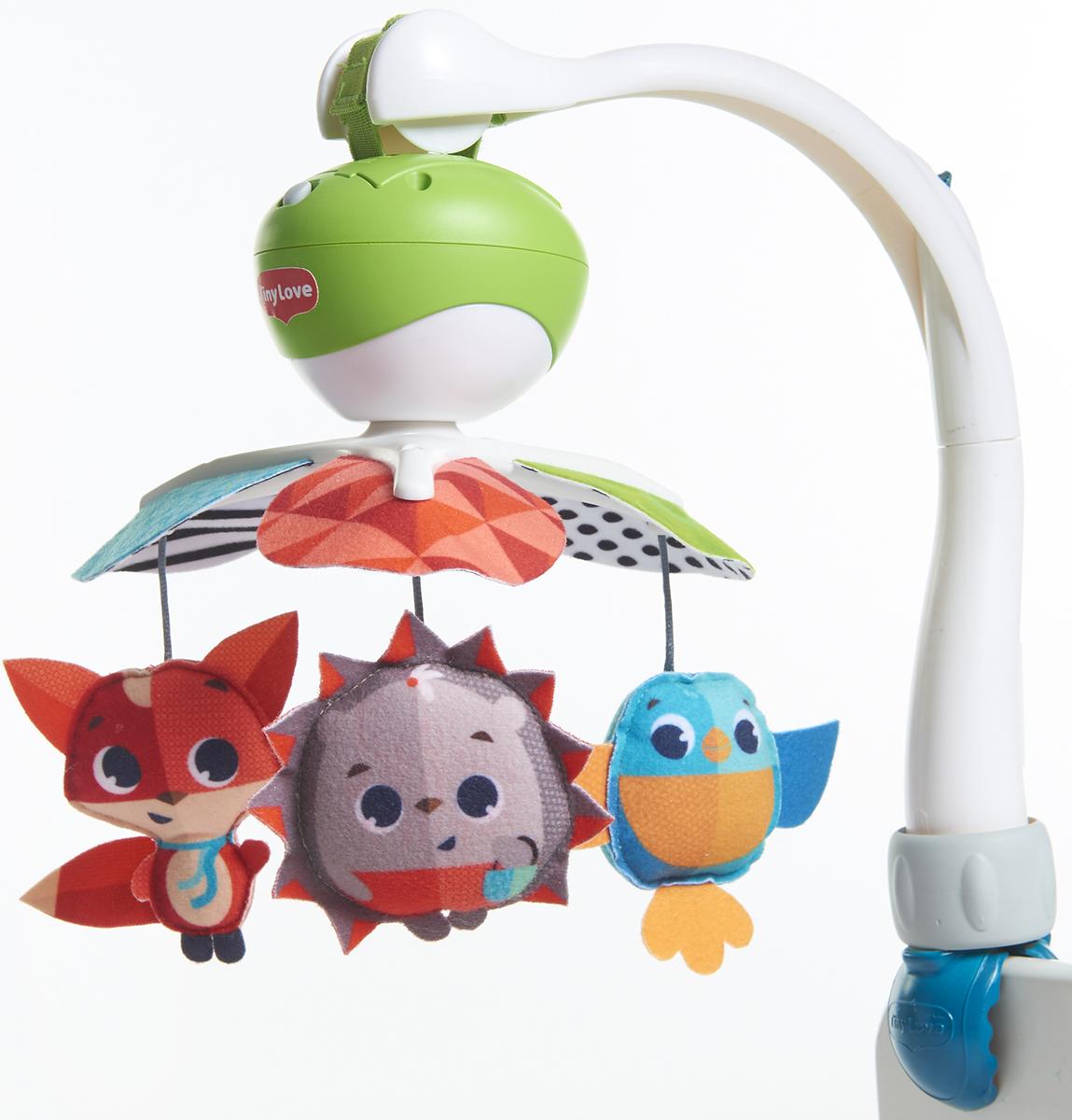 Tiny Love Мобиль Солнечная полянка - Игрушки для малышей