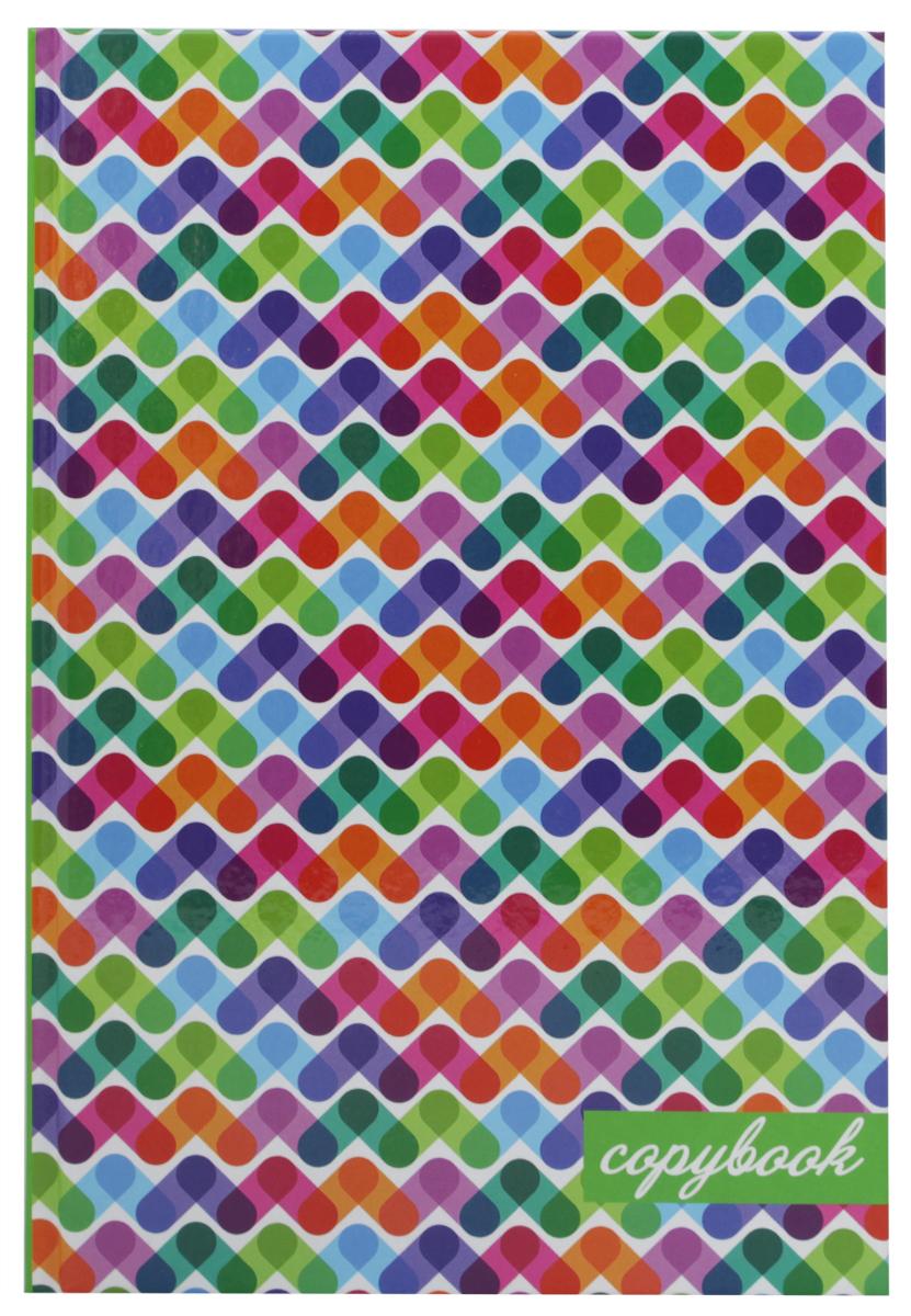 Феникс+ Тетрадь Яркая фактура 96 листов в клетку43093Тетрадь формата А5 отлично подойдет как школьнику, так и студенту. Обложка тетради выполнена из картона и дополнена ярким принтом.Внутренний блок тетради состоит из 96 листов офсетной бумаги в клетку.