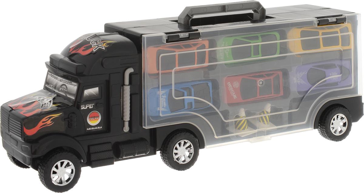 Concord Toys Набор машинок concord toys пупс в комбинезоне 26 см