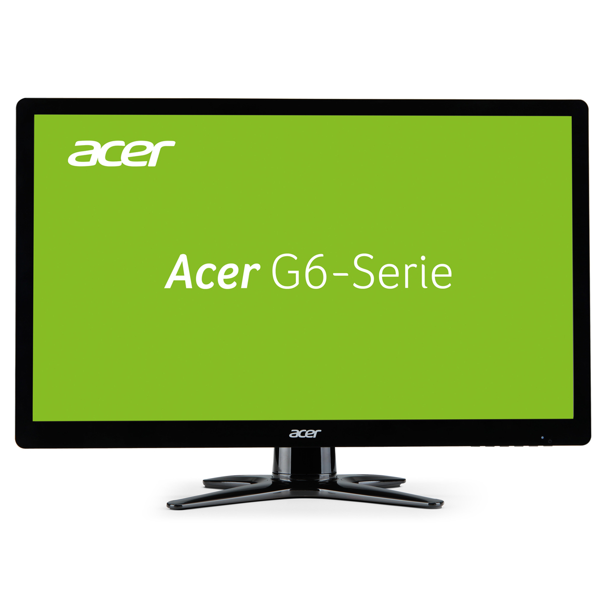 Acer G276HLJbidx, Black мониторUM.HG6EE.J02Монитор Acer 27 G276HLJbidx черный TN LED 4ms 16:9 DVI HDMI Mat 100000000:1 250cd