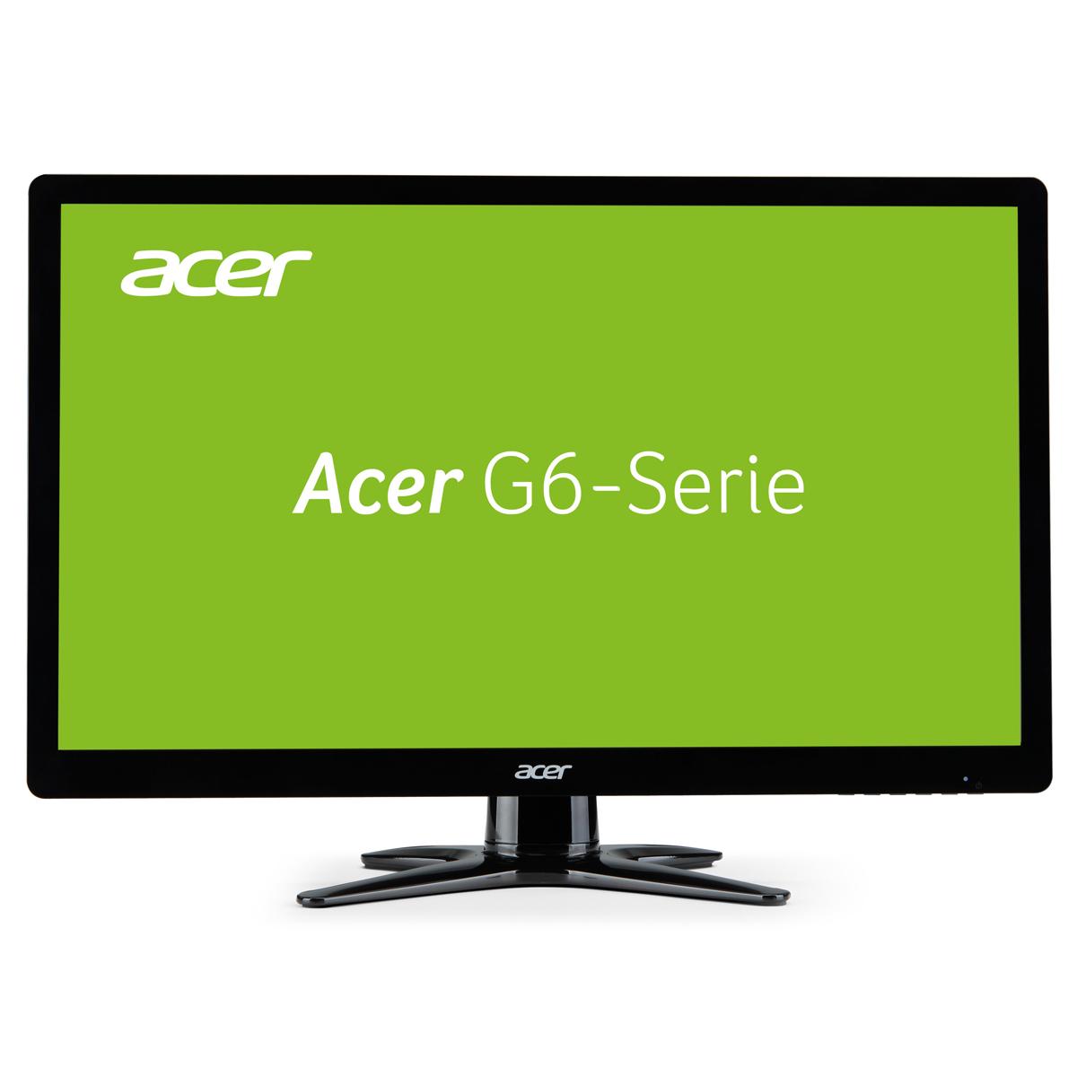 Acer G276HLJbidx, Black монитор aod270 268blw acer купить