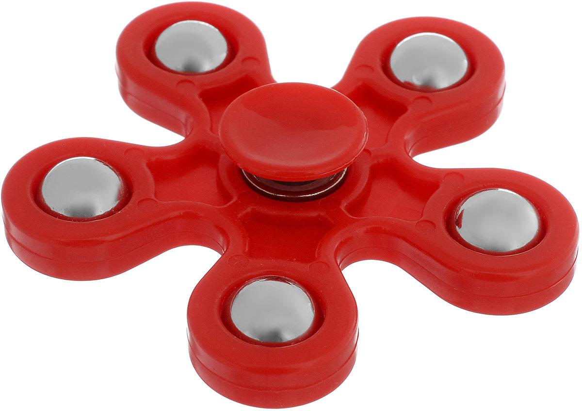 Спиннер красный в подарочной коробке OZON.ru, Развлекательные игрушки  - купить со скидкой