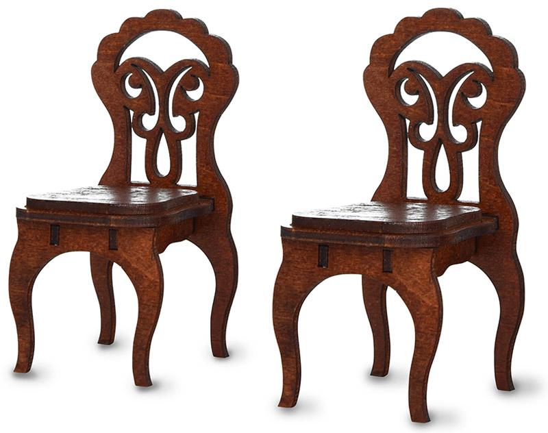 ЯиГрушка Мебель для кукол Стул 2 шт мебель для гостиной стенки горки