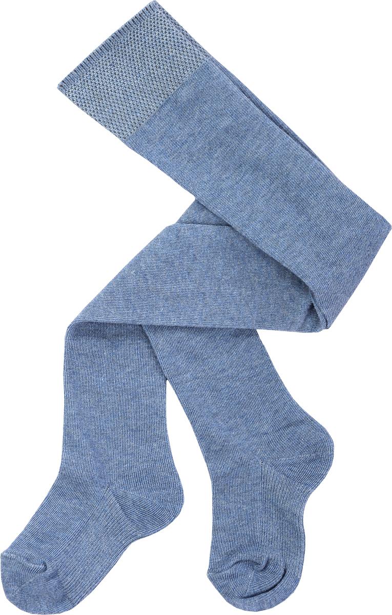 Колготки детские Мамуляндия, цвет: джинсовый меланж. КВ200М 0050. Размер 98-104КВ200М 0050Однотонные колготки из мягкого дышащего материала - базовая модель, незаменимая вещь в повседневном детском гардеробе. Модель дополнена тонкой резинкой с особым переплетением, что делает колготки комфортными и незаметными на талии, а уникальное переплетение на стопе позволяет колготкам плотнее облегать детскую ножку. Отсутствие декора позволяет сочетать модель с любой одеждой.