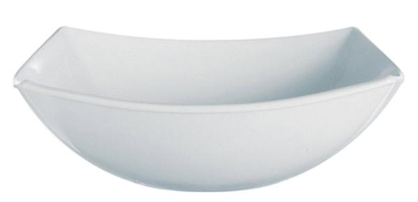 Салатник Luminarc Квадрато, цвет: белый, 24 х 24 см товары для дома