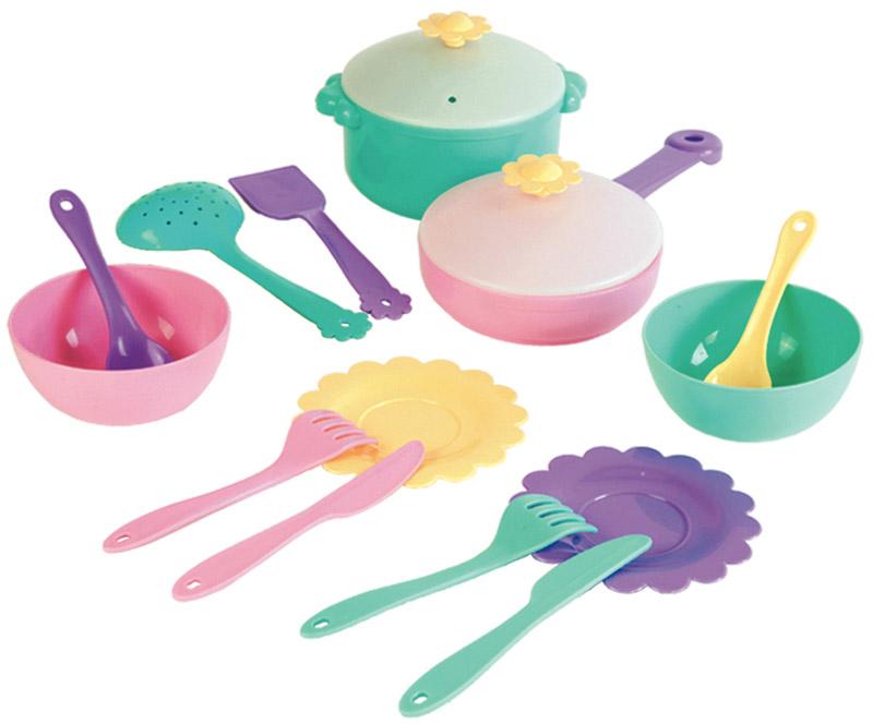 Mary Poppins Игровой набор посуды Бабочка 16 предметов бабочка 67133 mary poppins