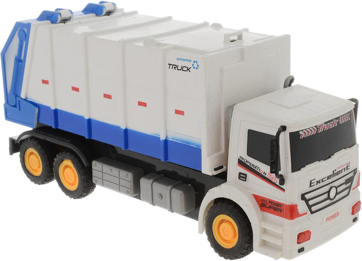 Concord Toys Мусоровоз concord toys пупс в комбинезоне 26 см