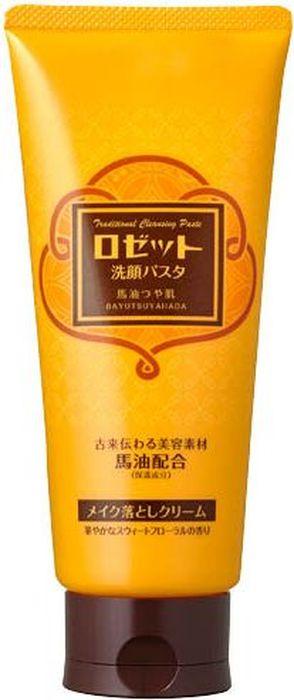 Rosette Пенка для умывания и снятия макияжа с розовой глиной, лошадиным жиром и гидролизированным шелком, с цветочным ароматом, 180 г536148Пенка для умывания Rosette с розовой глиной и лошадиным жиром создана по традиционным японским рецептам, передающимся из поколения в поколение. Лошадиный жир способствует эффективному увлажнению кожи и удержанию влаги на весь день. Аминокислоты шелка делают кожу гладкой и шелковистой. Средство легко наносится на кожу и удаляет макияж, а так же водостойкую тушь, обеспечивая увлажнение. Не содержит красителей, минеральных масел и спирта и является экологически чистым.