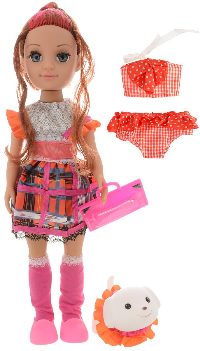 Belly Игровой набор с куклой Яркие наряды 37 см костюм для belly dance neilos