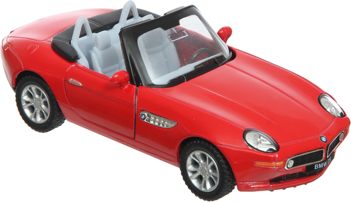 Kinsmart Модель автомобиля BMW Z8 цвет красный yarrow арбалет model z