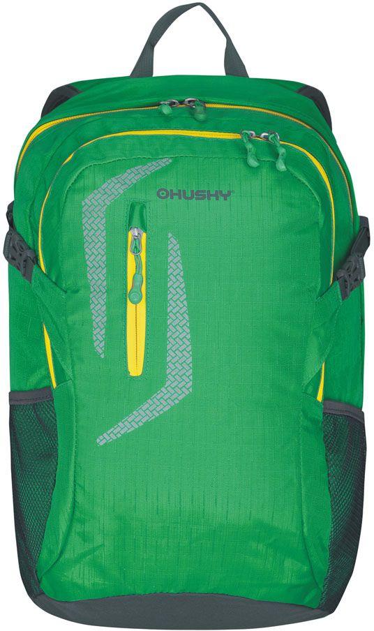 Рюкзак городской Husky Malin 25, цвет: зеленый, 25 лУТ-000057351Рюкзак городской Husky Malin оснащен карманом для ноутбука и внутренним органайзером. Внутреннее отделение рюкзака разделено перегородкой на две части. Спинка рюкзака и лямки повторяют анатомическуюформу спины, равномерно распределяя вес на плечи. Рюкзак сделан из материала 420D Nylon RipStop с водоотталкивающей пропиткой, его легко отчистить от любых загрязнений.Особенности:водонепроницаемая ткань; система вентиляции спины AMS; отделение для ноутбука внутренний органайзер; боковые карманы-сетки; светоотражающие элементы.