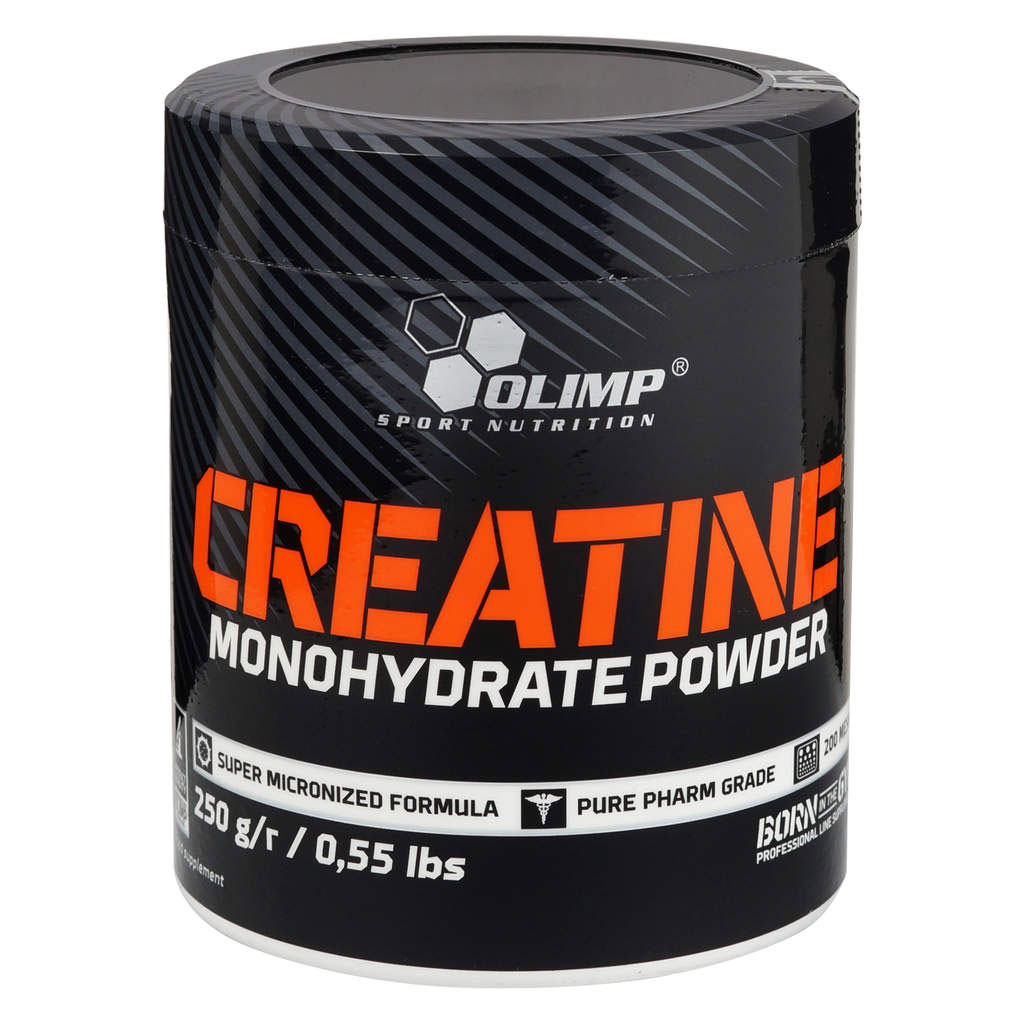 Креатин моногидрат Olimp Sport Nutrition Powder, 250 г протеин olimp sport nutrition provit 80 ваниль 700 г