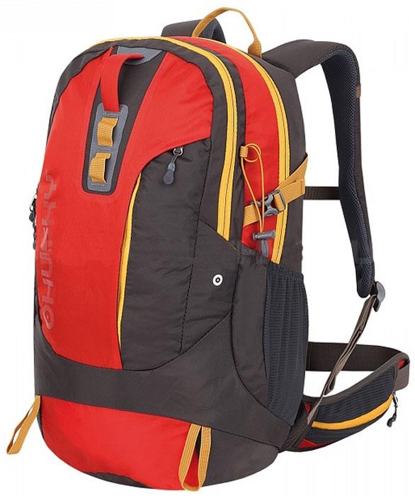 Рюкзак городской Husky Marney 30, цвет: оранжевый, 30 л рюкзак городской tatonka husky bag с чехлом от дождя цвет черный 28 л 1580 040