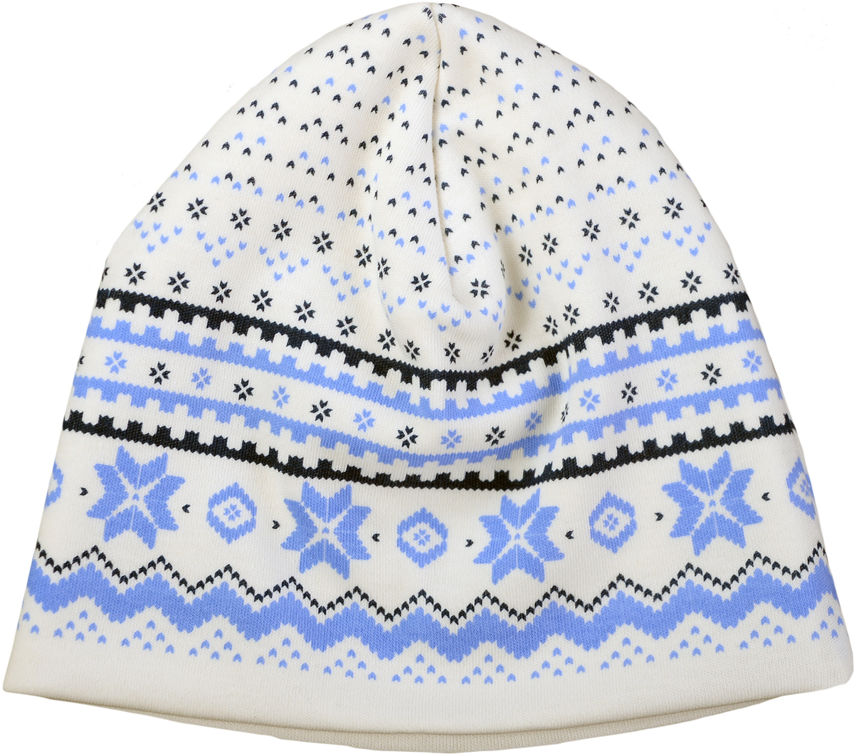 Шапка детская Мамуляндия Зимняя, цвет: молочный. 17-519. Размер 8617-519Детская шапка выполнена из натурального хлопка. Модель оформлена оригинальным принтом.