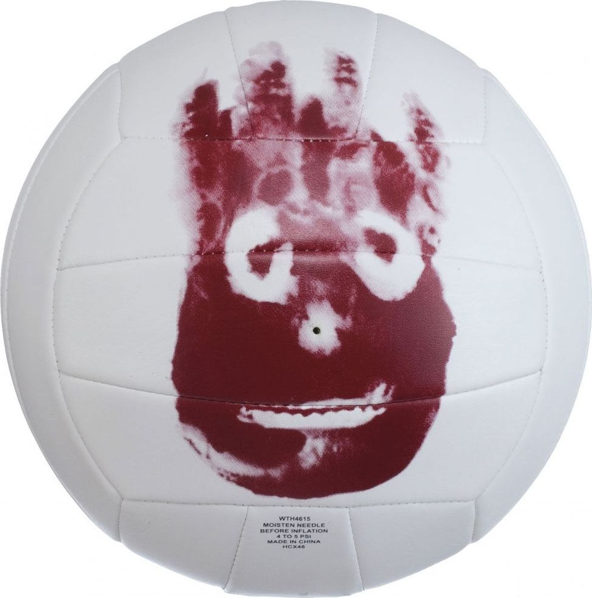 Мяч волейбольный Wilson Cast Away, цвет: белый, красный, диаметр 20 смWTH4615XDEFВолейбольный мяч Wilson Cast Away предназначен для комфортных тренировок и игр команд любого уровня. Покрышка мяча выполнена из высокотехнологичного композитного материала на основе микрофибры, с применением технологии Soft Touch, которая напоминает натуральную кожу и обеспечивает правильный отскок.Мяч состоит из 18 панелей и бутиловой камеры, также армирован подкладочным слоем, выполненным из ткани.Мяч отлично подойдет для тренировок и соревнований команд высокого уровня.УВАЖАЕМЫЕ КЛИЕНТЫ!Обращаем ваше внимание на тот факт, что мяч поставляется в сдутом виде. Насос в комплект не входит.