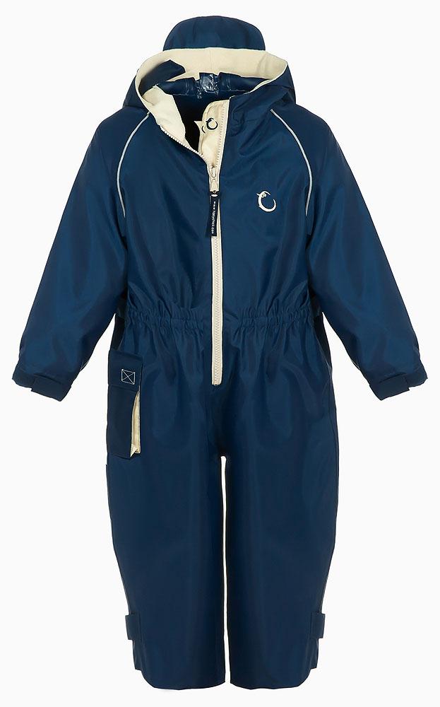 Комбинезон детский Hippychick, цвет: синий. 002001100392. Размер 98/104, 3-4 года кулон 3 4 цвет 104 без подвеса