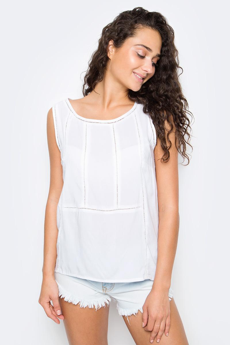 Блузка женская Top Secret, цвет: белый. SBW0346BI. Размер 36 (44)