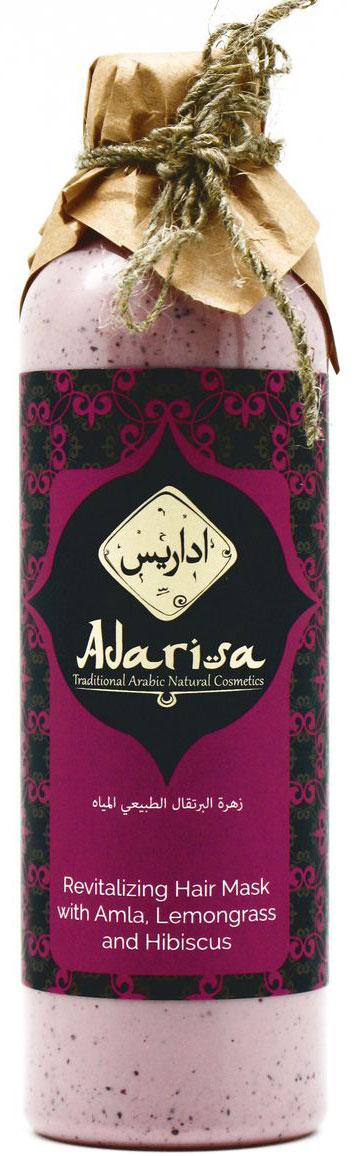 Adarisa Восстанавливающая маска-крем для волос с амлой, лимонником и гибискусом суданским, 250 мл