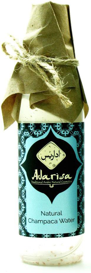 Adarisa Гидролат чампаки, 100 млADAR0129Гидролат чампаки Adarisa представляет собой универсальный тоник, который подходит для регулярного ухода за кожей любого типа. Для его использования не существует никаких возрастных ограничений.Эта цветочная вода высоко ценится, прежде всего, за ее великолепный аромат. Пленительная мягкость и теплота насыщенного звучания михелии чампаки позволили ей встать в один ряд с сильнейшими афродизиаками. Ее аромат поднимет настроение, успокоит сердце и наполнит душу необходимой гармонией.И все же гидролат чампаки ценен не только своими выдающимися ароматическими свойствами. Это средство отлично подойдет для ежедневных процедур ухода за кожей: оно интенсивно увлажняет, освежает и тонизирует кожный покров.Тоник от Adarisa можно брать с собой и распылять его на кожу и волосы в любое время дня. Гидролат чампаки - идеальное средство для мгновенного придания свежести, аромат которого подарит Вам прекрасное настроение и радость жизни!