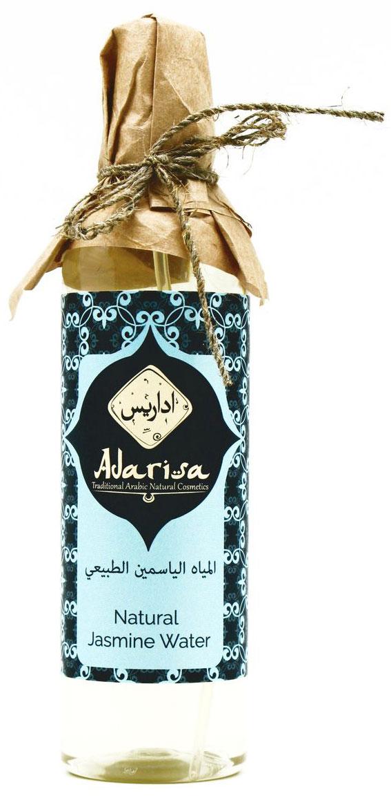 Adarisa Гидролат жасмина, 100 млADAR0098Успокаивает, снимает усталость, дарит прилив энергии, усиливает радость и вкус к жизни.Он является универсальным тонизирующим и освещающим средством для ухода за кожей любого типа. Он успокаивает и питает даже чувствительную кожу, заживляет и снимает покраснения.Гидролат жасмина подойдет так же для ухода за тусклыми и окрашенными волосами. При ежедневном распылении на влажные или сухие волосы, он не только поддержит уровень влаги в их структуре, но и выраженно оживляет цвет и усилит блеск волос.Он символизирует собой соблазн, чувственность и непреодолимую страсть. Особенно хорошо распылять на тело гидролат жасмина в начале долгожданного романа, а так же для разжигания былой страсти в семейных отношениях. В отличие от масляных духов, он образует на теле деликатную и тонкую вуаль из сладковато-карамельных ноток. Не душит, не удивляет и не шокирует, а лишь интригует и завлекает.Гидролат жасмина Adarisa – эталон качества восточной натуральной косметики. Он - приятная и чарующая неожиданность в море наскучивших восточных товаров, которая, безусловно, удивит даже самых строгих ценителей Востока.