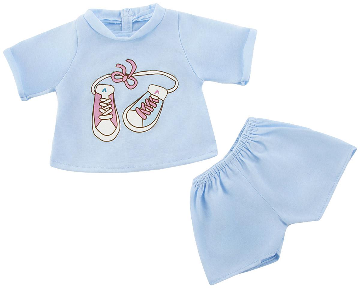 Mary Poppins Одежда для кукол Футболка и шортики куклы и одежда для кукол defa кукла lucy модная вечеринка с расческой арт 8226
