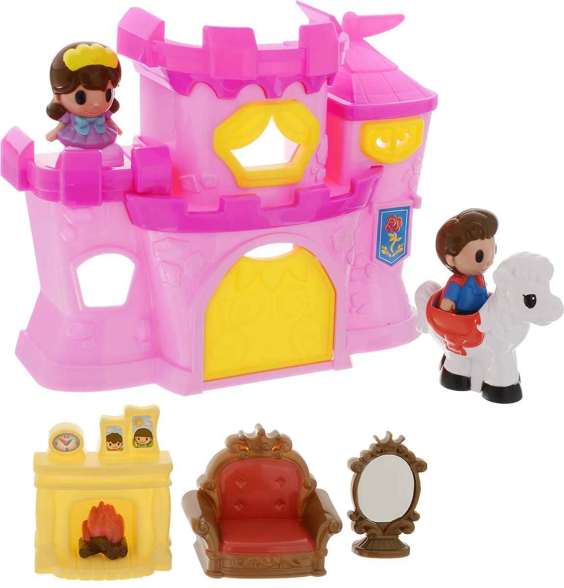 Keenway Игровой набор Дворец маленькой принцессы keenway keenway игровой набор рыцарская крепость