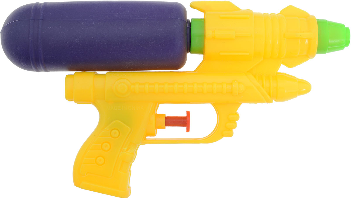 TopToysВодный пистолет цвет темно-синий желтый Toptoys
